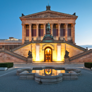 Alte Nationalgalerie, Museumsinsel, Berliner Dom