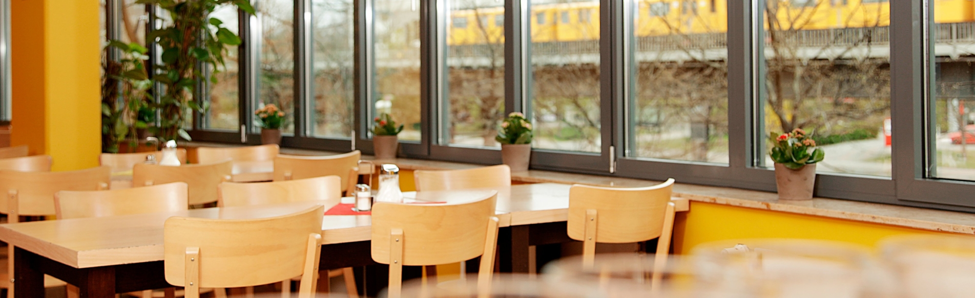 Kreuzberg Hostel Frühstück