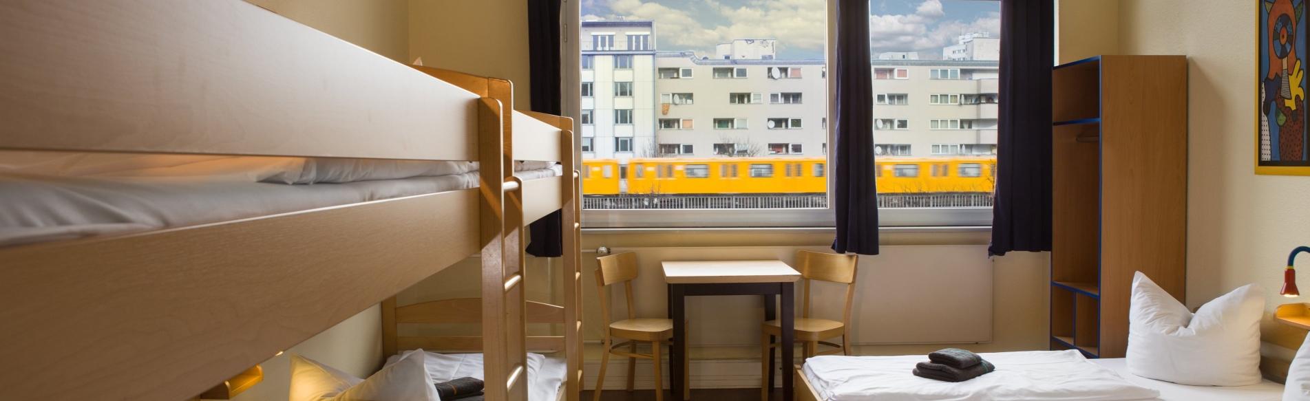 Kreuzberg Hostel