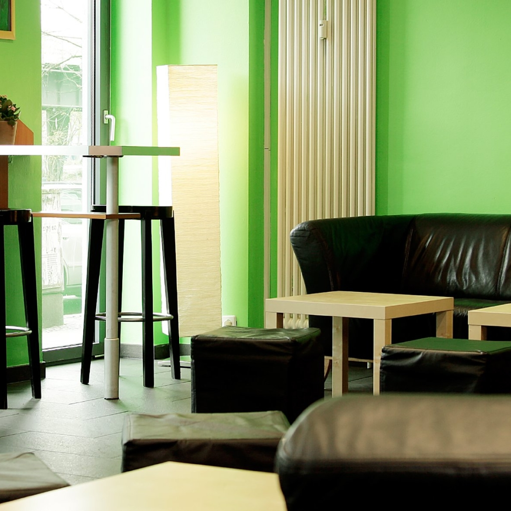 Lounge Jugendhotel Berlin