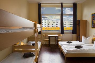 Zimmer Berlin Jugendherberge