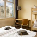 4 Bett Zimmer Berlin