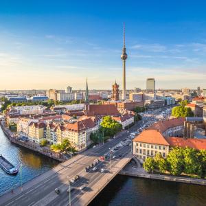 Berlin in der Gruppe entdecken und ein Gruppenzimmer Berlin buchen